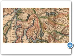 1714 - Hermann MOLL - The north part of Great Britain called Scotland