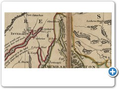 1784 - John KNOX - A commercial map of Scotland